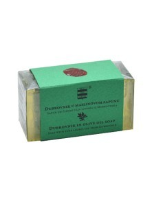 Olive oil soap with pure laurel oil from Dubrovnik 100 g