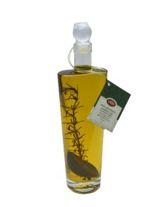 Extra virgin olive oil with herbs 0,5 l VILMA