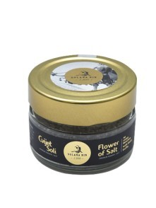 Flower of salt with black truffle 80 g