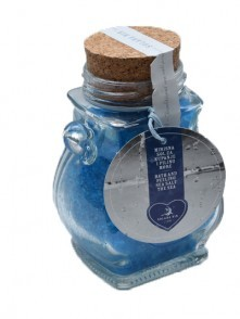 Scented bath and peeling sea salt 300 g