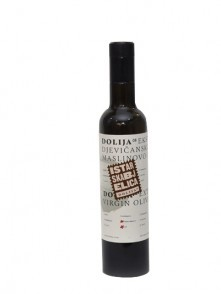 Extra virgin olive oil 0,50 l Istarska Bjelica Dolija 08