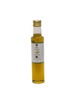 Olive oil with black truffle flavor 250 ml