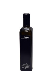 Extra virgin olive oil 500 ml Carbonazza Traulin