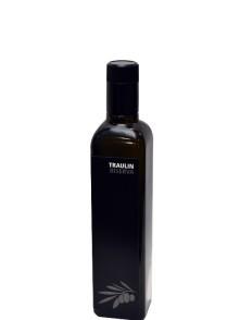 Extra virgin olive oil 500 ml Riserva Traulin