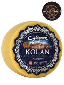 Kolan cheese hard