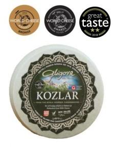 Kozlar cheese semi hard